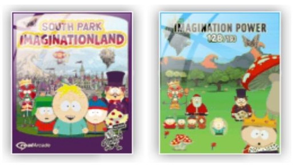 SouthPark Imaginationland