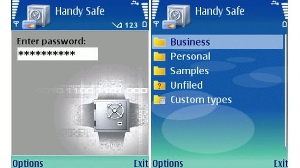 Handy Safe