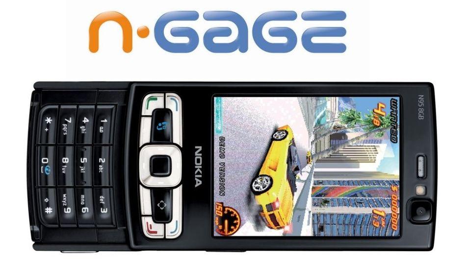 Spillprogram på nye Nokia-mobiler