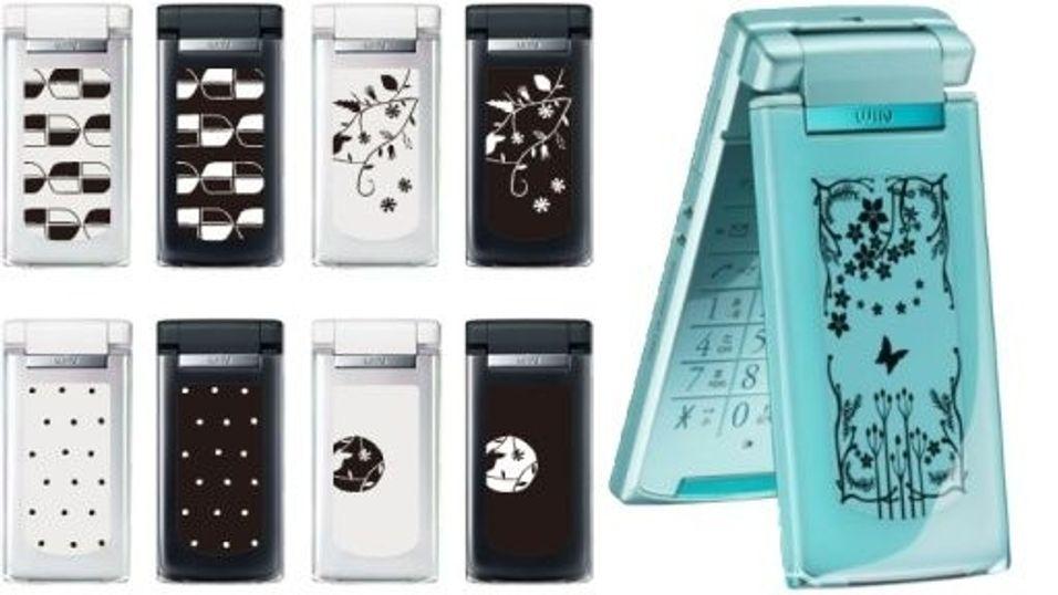 100 ulike mobildeksler i ett