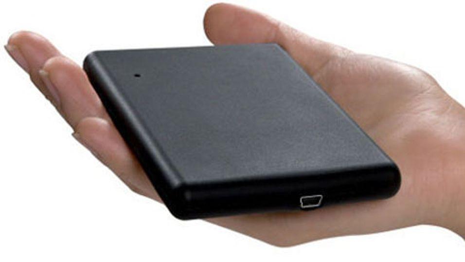 Minimal mobil harddisk