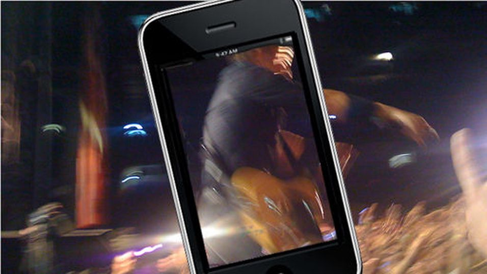 Se de elendige Iphone-bildene