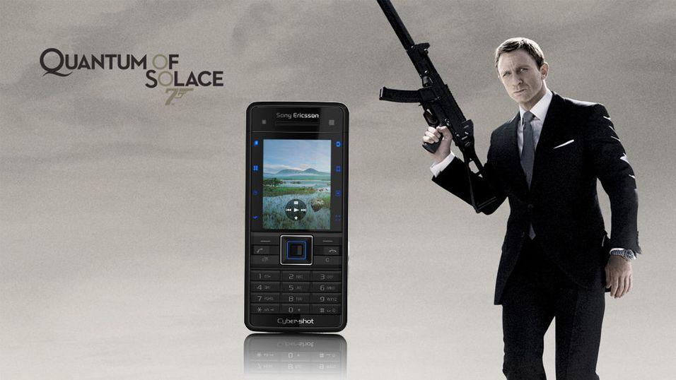 Dette er Bond-mobilen