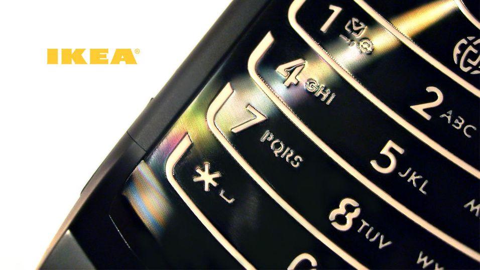 Ikea skal selge mobiltelefoner