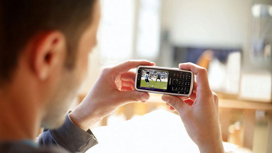 Danskene får interaktiv mobil-TV