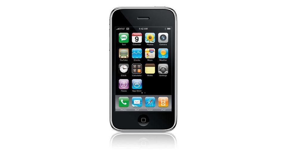 Apple Iphone - Brukerhåndbok