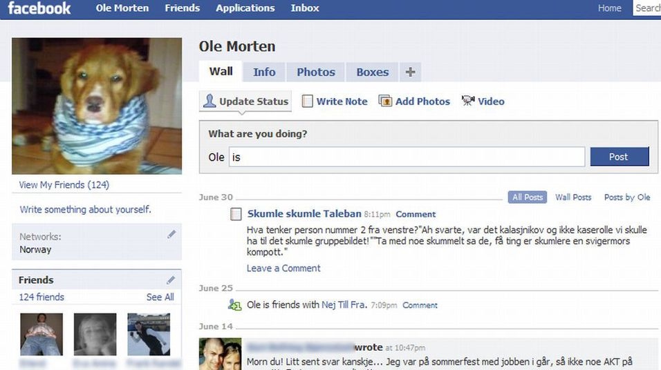 Ingen Facebook? Takk for meg