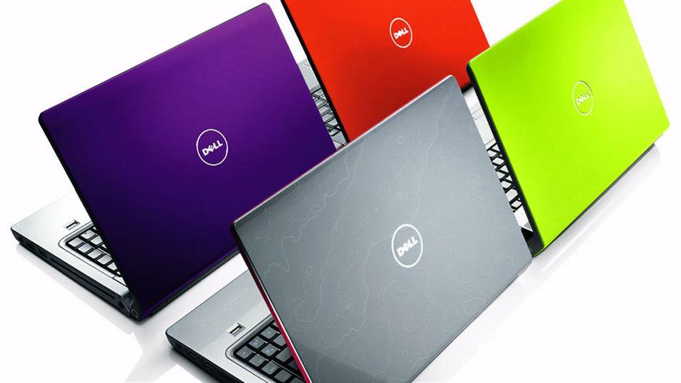 TEST: Dell: Middels kraft for middels pris