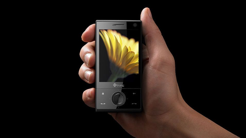 Kjappere HTC Diamond med ny ROM