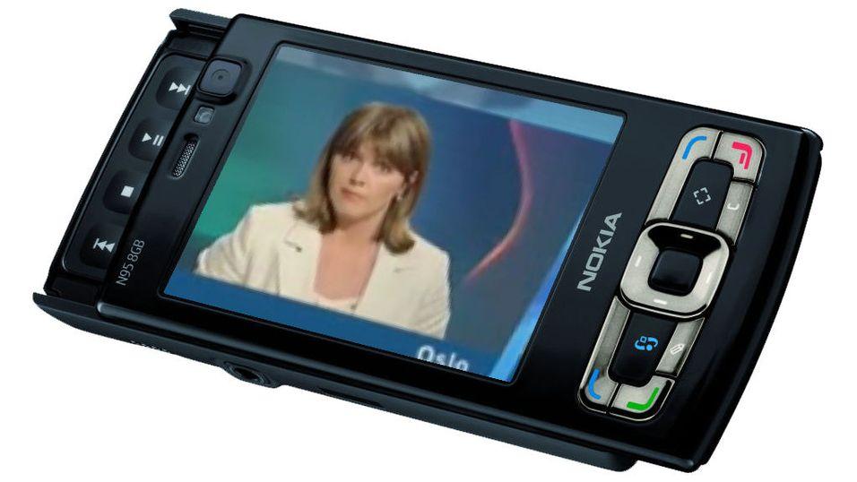 Sammen om Norges mobil-TV
