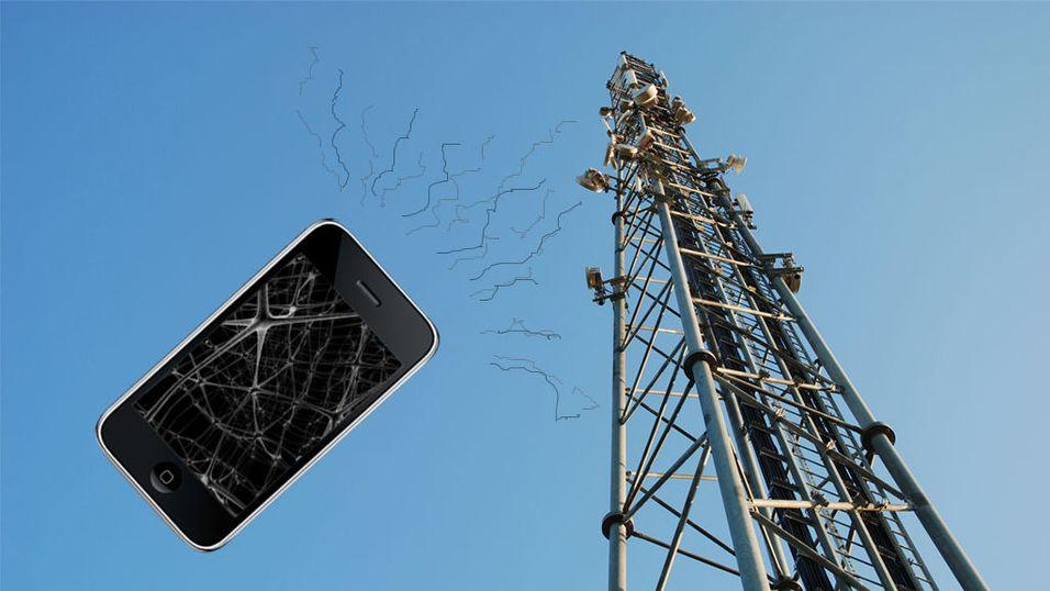 Iphone-brukere klager på dårlig 3G-signal