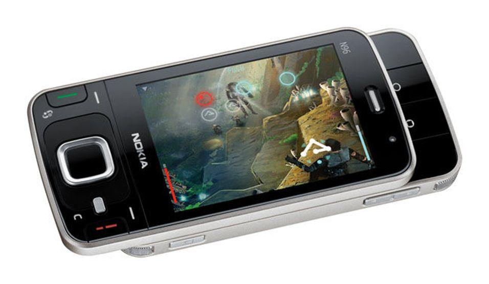 Nokia N96 - Brukerhåndbok