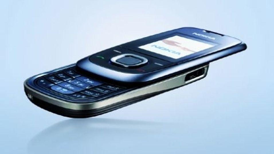 Nokia 2680 slide - Brukerhåndbok
