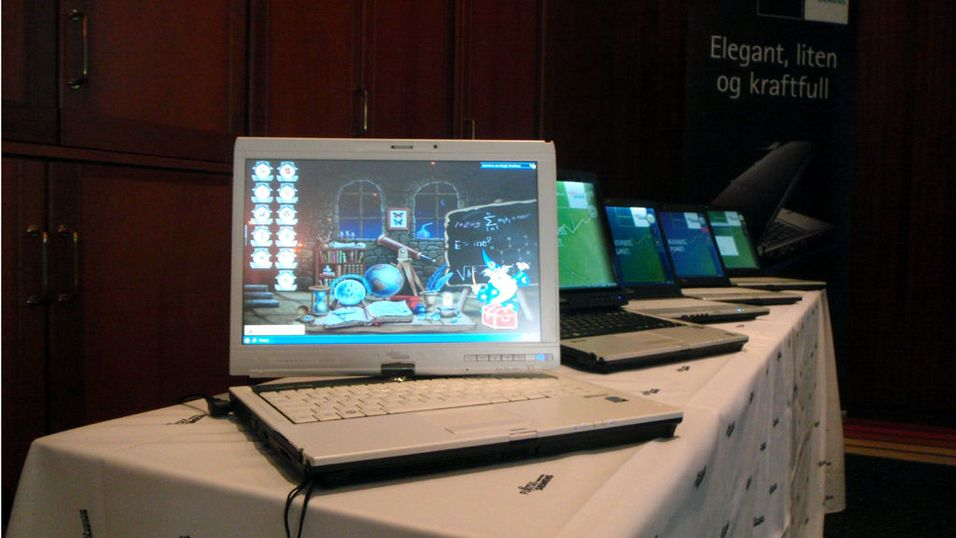 Nye modeller fra Fujitsu Siemens
