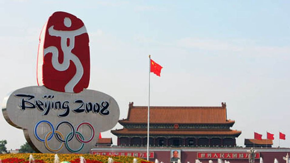Olympiakomiteen misliker pirater