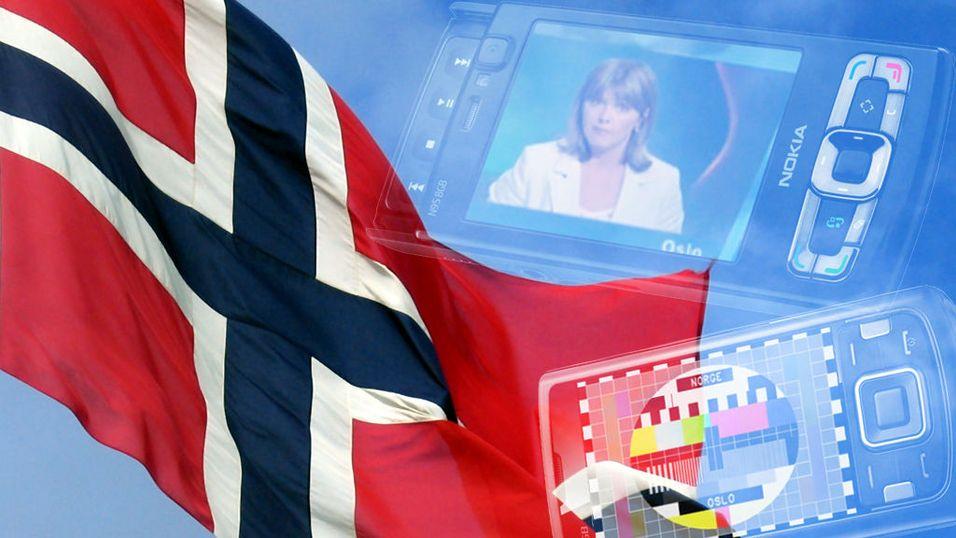 Norsk mobil-TV omtales i verdenspressen