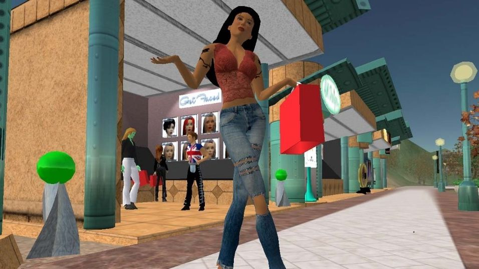 Second Life-romanse ble kidnapping