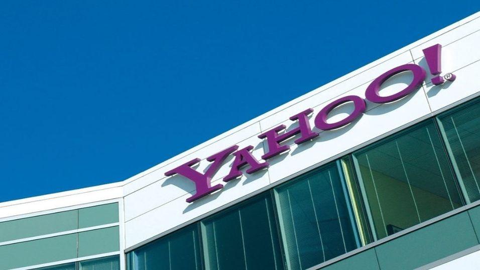 Samsung og Yahoo samarbeider