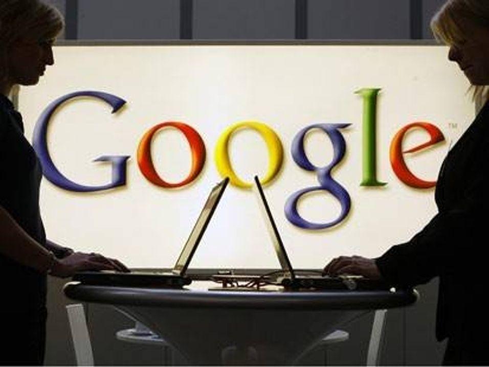 Google hjelper deg å stave