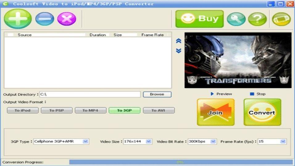 Coolsoft Video Converter 5.0.0.1