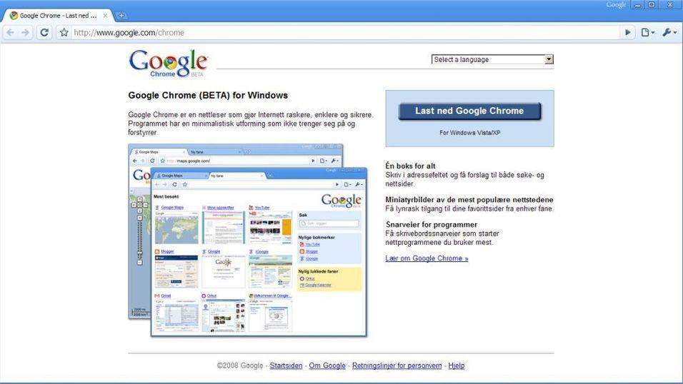 Google trekker brukervilkår