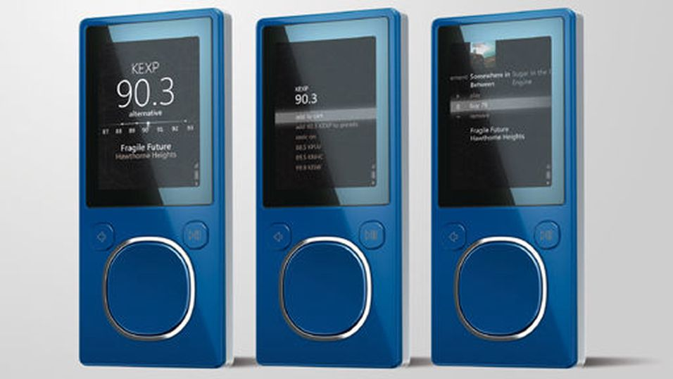 Microsoft vil kuppe Ipod-lansering