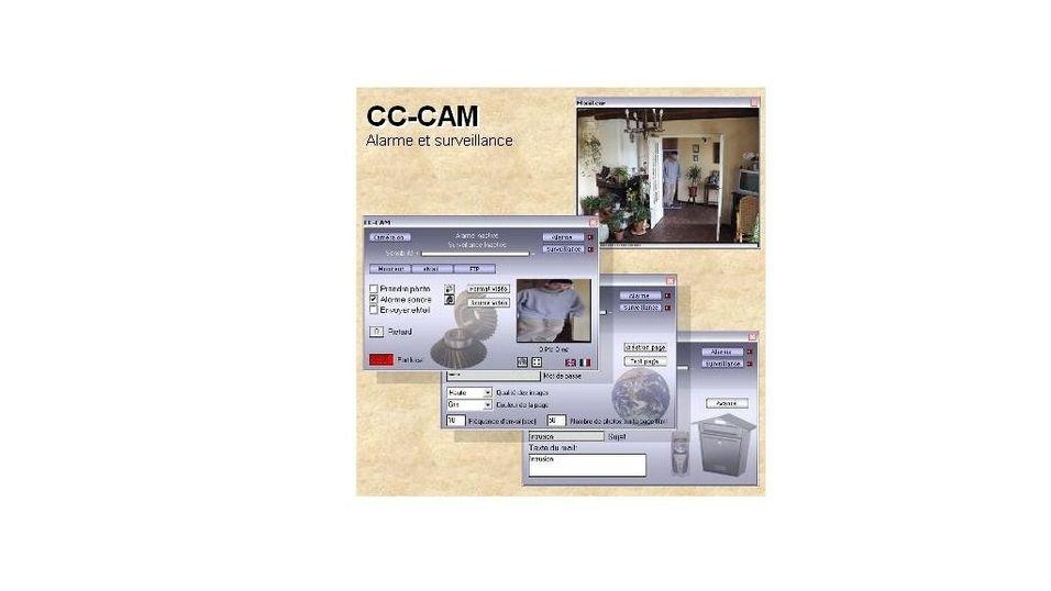 CC CAM alarm system 1.4.6