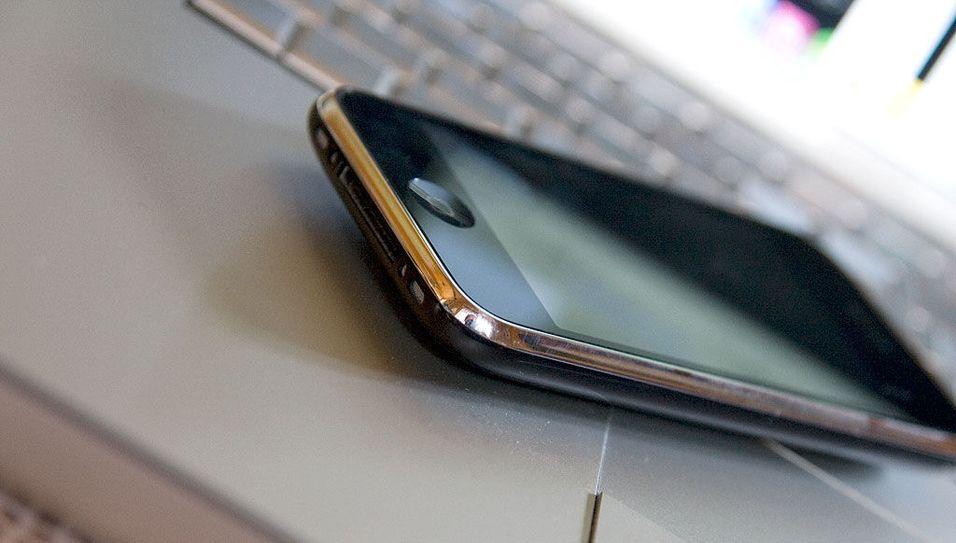 Slik sikrer du din Iphone