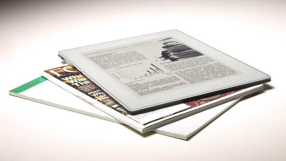 Ny ebokleser utfordrer Kindle