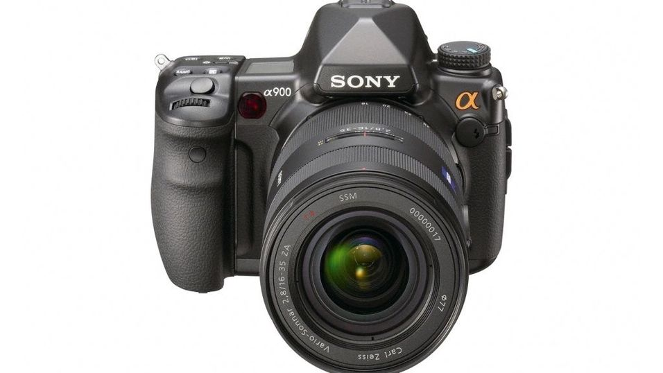 Toppkamera fra Sony