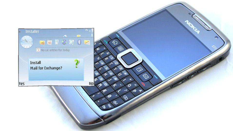 Flere får e-post på mobilen