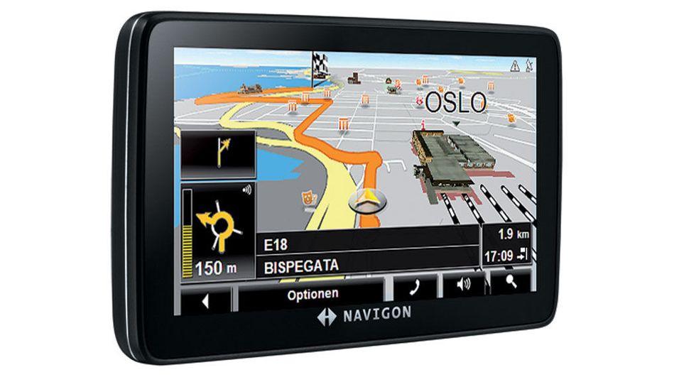 Navigon med design-GPS