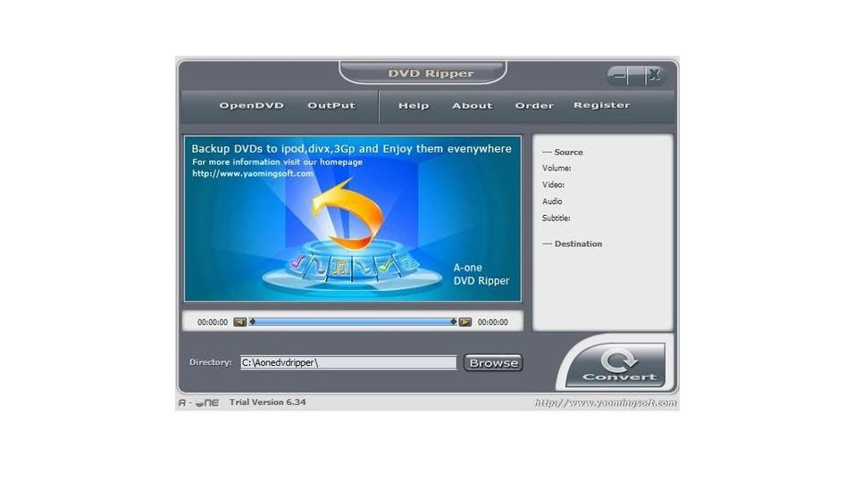 A-One DVD Ripper 6.8.4