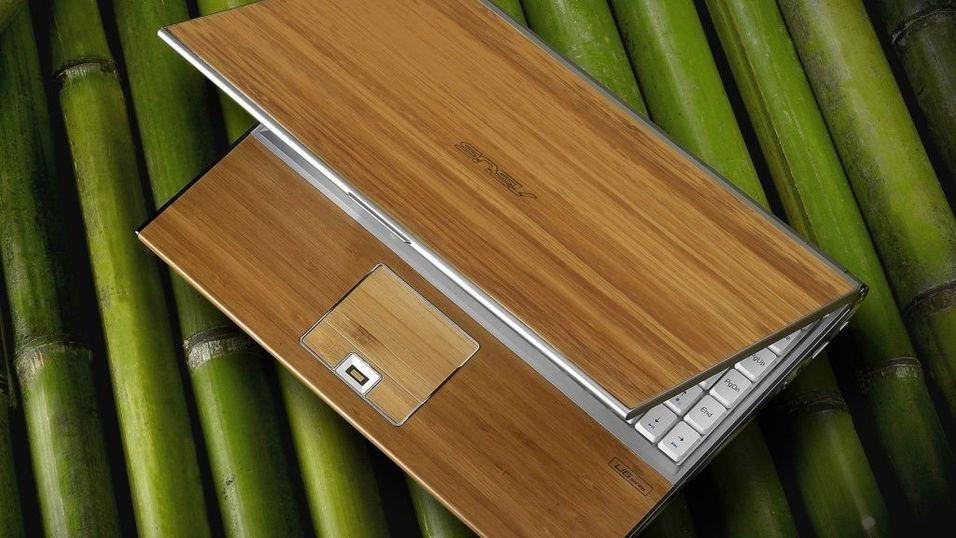 Bare bambus fra Asus