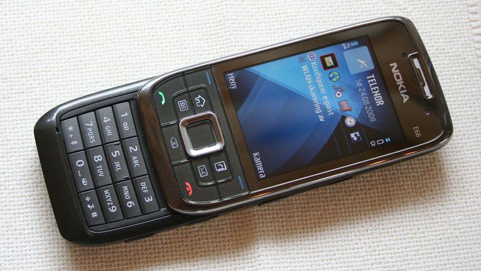 TEST: Test: Nokia E66