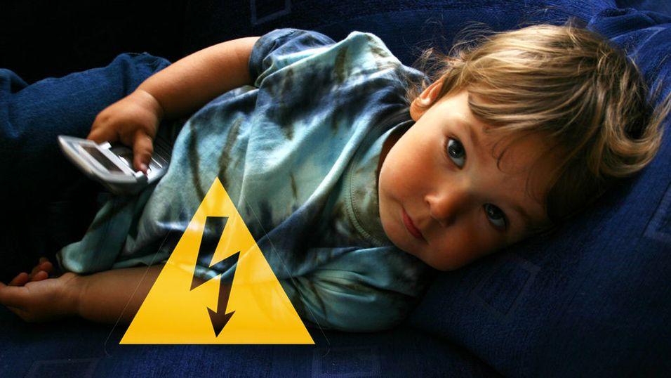 Frykter kreftepidemi blant barn