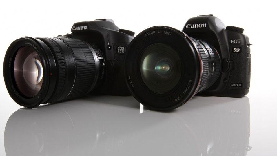 Se den utrolige Canon-videoen
