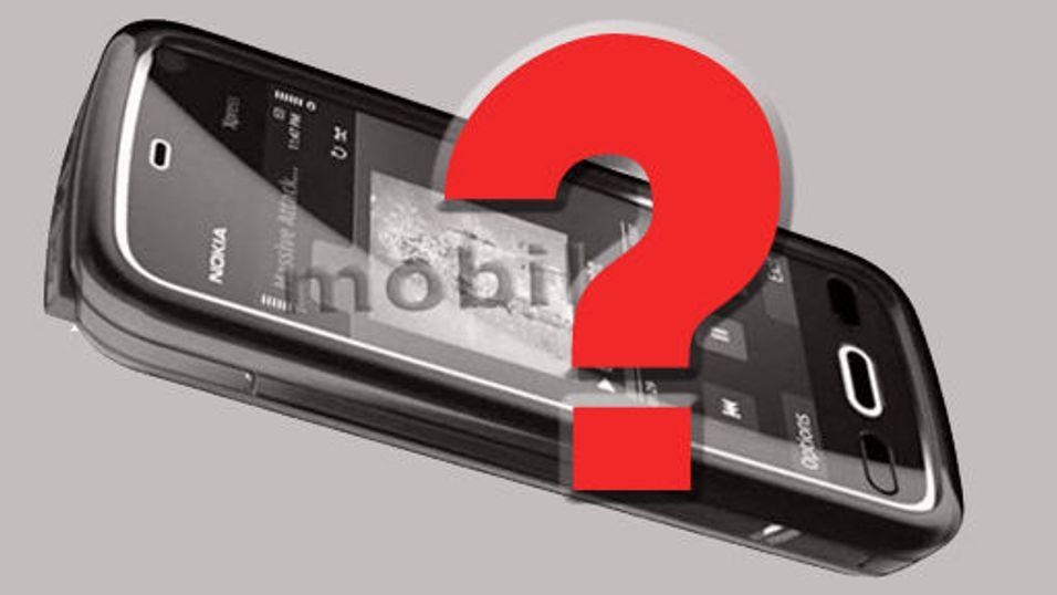 Offisielt bilde av Nokia Tube?