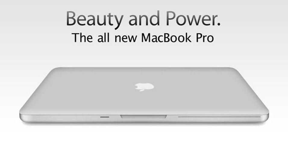 Nå kommer nye Mac-bærbare