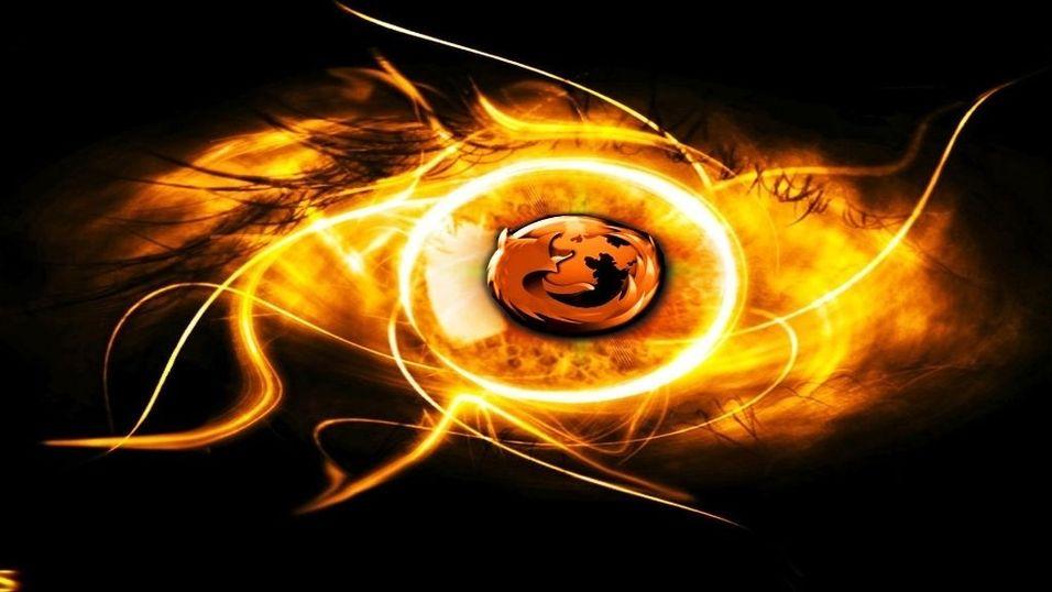 Firefox som mobilnettleser