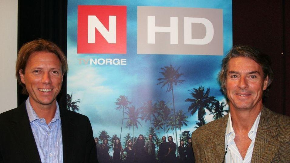 TVNorge-HD i morgen