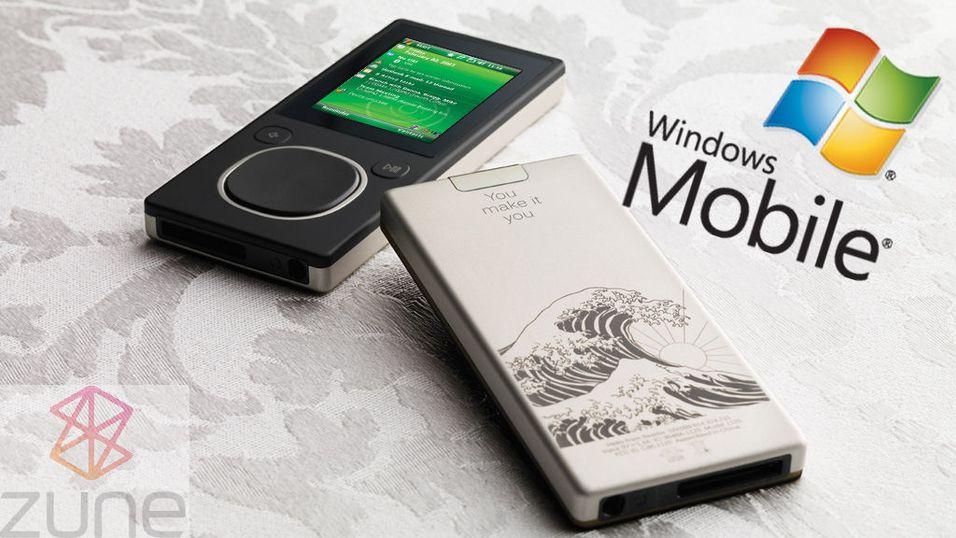 Zune til Windows Mobile