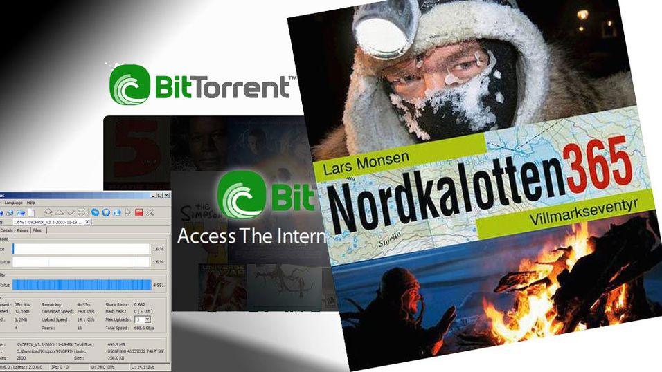 NRK i piratland