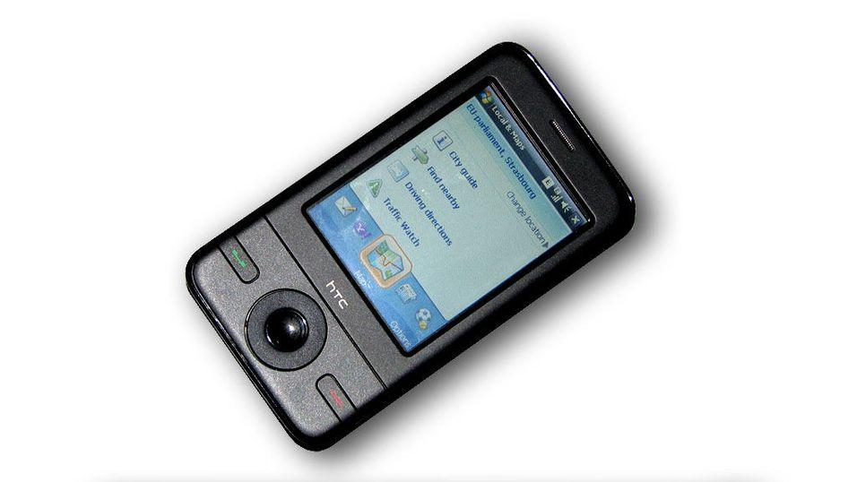 HTC P3470 Pharos - Brukerhåndbok
