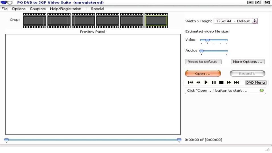 PQ DVD to 3GP Video Converter Suite