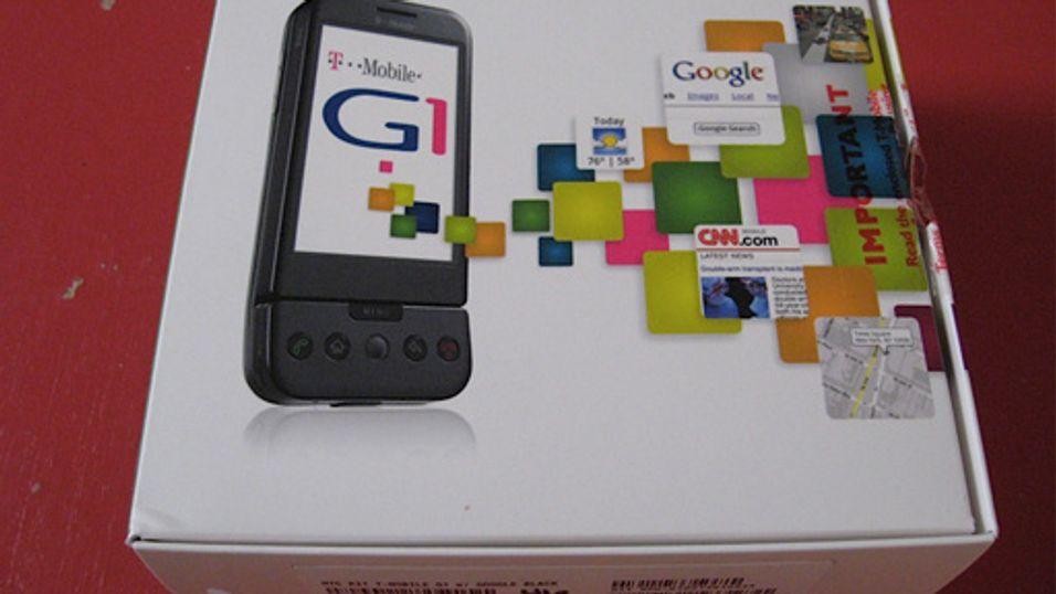 Google-mobilen har blitt testet