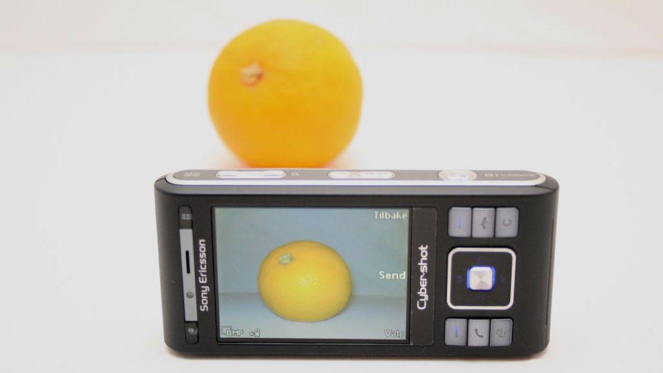 Sony Ericsson C905 - Si appelsiiiiiiiiiin!