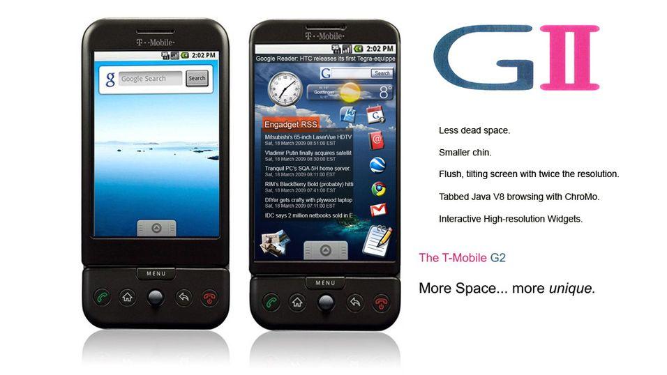 Oppfølger til Google-mobilen?