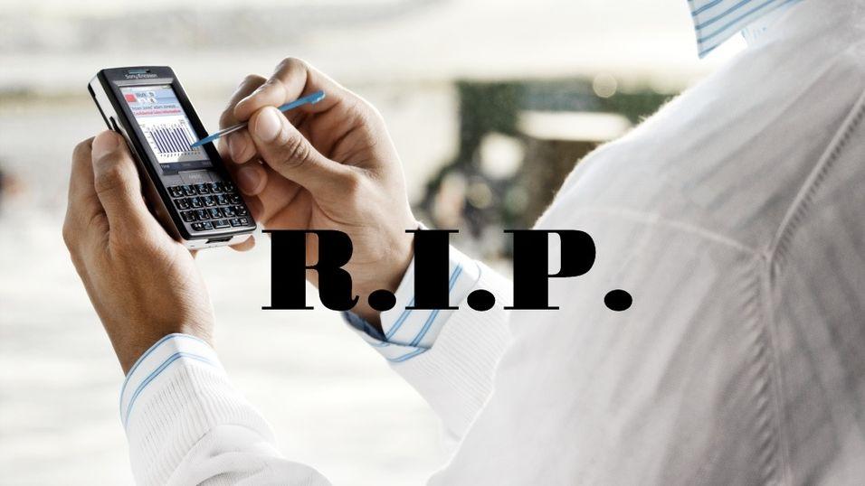 Sony Ericsson dumper egen plattform