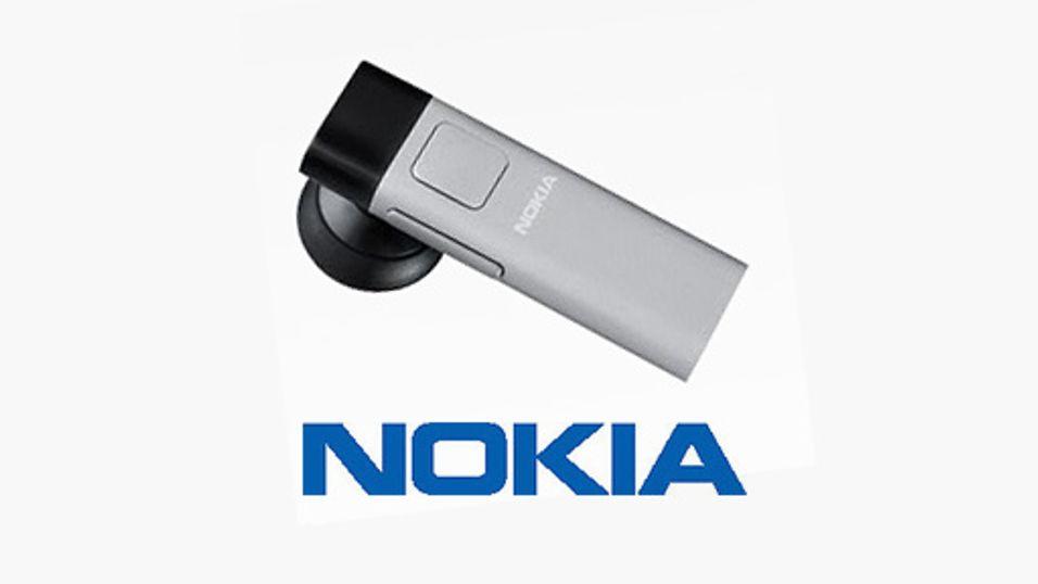 Mini-headsett fra Nokia